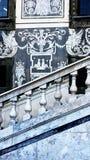 Fachada dos cavaleiros palácio, Pisa, Itália Imagem de Stock Royalty Free