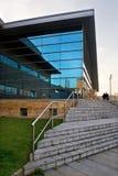 Fachada e escadas, Fotografia de Stock Royalty Free