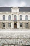 El edificio regional del parlamento de Bretaña, Rennes, Francia fotografía de archivo