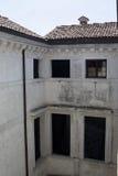 Fachada II del edificio de Hostoric Fotografía de archivo libre de regalías