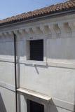 Fachada III del edificio de Hostoric Fotos de archivo
