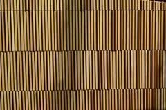 Fachada interior - detalle de madera Fotografía de archivo libre de regalías
