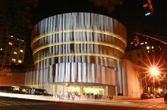 Fachada nova do museu de Guggenheim Foto de Stock Royalty Free