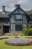 A fachada sul de shibden o salão em halifax Imagens de Stock Royalty Free