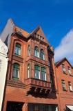 Fachadas de Lueneburg-II-Alemanha Imagem de Stock Royalty Free