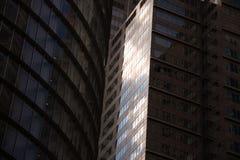 Fachadas de vidro Imagens de Stock Royalty Free