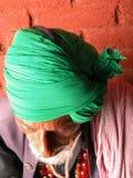 Fachiro-san musulmano indiano Fotografie Stock Libere da Diritti