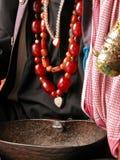 Fachiro-san musulmano indiano Fotografia Stock Libera da Diritti