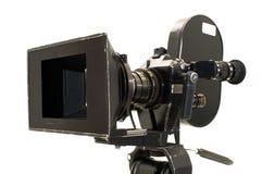 Fachmann 35 Millimeter die Filmkamera. Lizenzfreie Stockfotos
