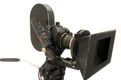 Fachmann 35 Millimeter die Filmkamera. lizenzfreie stockfotografie