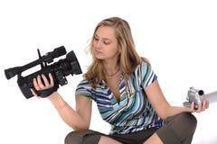 Fachmann oder Bewunderer lizenzfreie stockfotografie