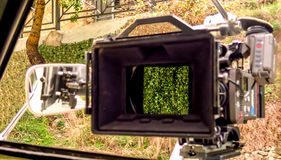 Fachowa cyfrowa kamera Obraz Stock