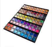 Fachowa makeup paleta Obrazy Stock