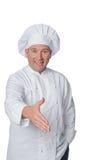 Fachowy szef kuchni Obrazy Royalty Free