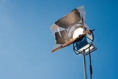 Fachowy światła reflektorów światło dzienne Obrazy Royalty Free