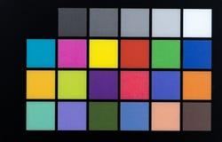 Fachowy fotografii wyposażenie przystosowywać kolor Zdjęcie Stock