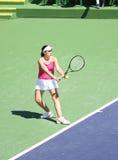 fachowy gracza tenis Fotografia Royalty Free