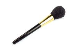 Fachowy kosmetyk szczotkuje dla makeup na białym tle Zdjęcie Royalty Free