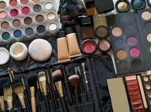 Fachowy Makeup Obrazy Stock