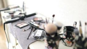 Fachowy makeup muśnięcie zbiory