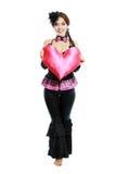 Fachowy tancerz Fotografia Stock