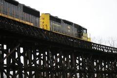 Fachwerkbrücke in Alabama 2019 stockfotografie