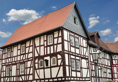 Fachwerkhaus in Germany. Royalty Free Stock Photos