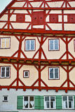 Fachwerkhaus resilient architecture Royalty Free Stock Photo