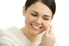 Facial care Stock Images