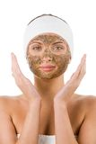Facial care Royalty Free Stock Photos