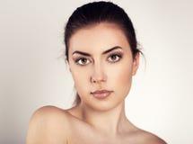 Facial care Royalty Free Stock Photography