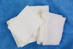 Facial Cleansing Cloths Royalty Free Stock Images