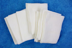 Facial Cleansing Cloths Group Stock Photography