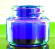 Facial cream. A jar of moisturizing facial cream Royalty Free Stock Photos