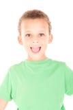 Facial expression Royalty Free Stock Photo