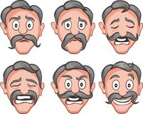 Free Facial Expressions 3 Stock Photo - 37679480