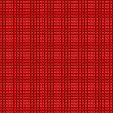 The facial knitting seamless pattern Royalty Free Stock Image