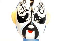 Facial makeup Stock Image