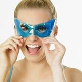 Facial mask Stock Image