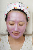Facial mask Royalty Free Stock Photography