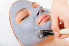 Facial mask Royalty Free Stock Photos