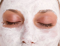 Facial mask Royalty Free Stock Image