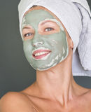 Facial mask Royalty Free Stock Photo
