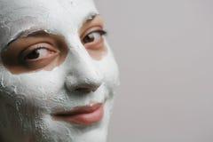 facial maska zdjęcie royalty free