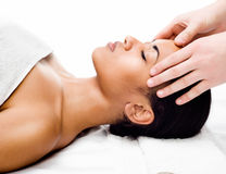Free Facial Massage Royalty Free Stock Images - 28452009