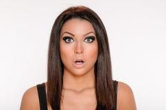 Facial mimicry Stock Photos