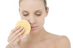 Facial skincare Stock Images