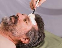 facial spa Στοκ εικόνες με δικαίωμα ελεύθερης χρήσης