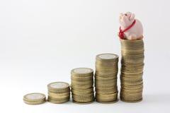 Facile spendere lavori forzati per guadagnare Immagini Stock