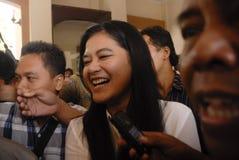 FACILIDAD DE LA INFLACIÓN DE INDONESIA Imágenes de archivo libres de regalías